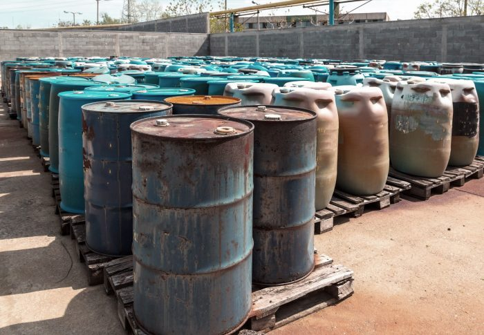How Is Hazardous Waste Is Managed